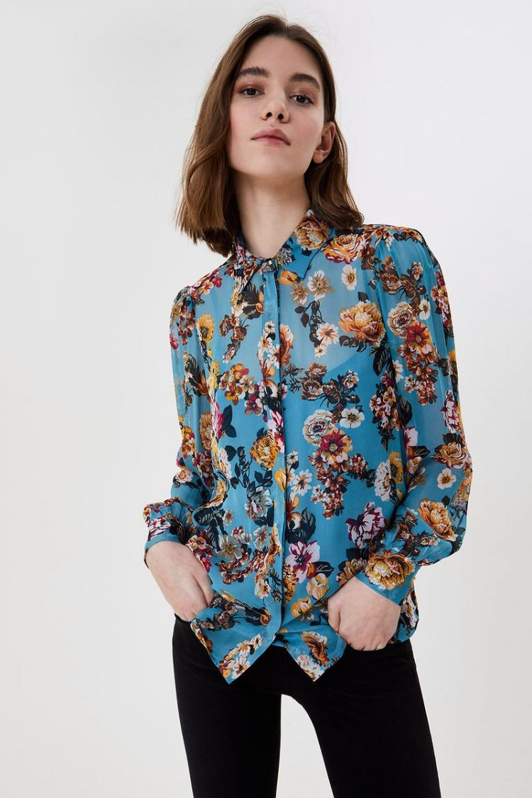 Camicia floreale Liu Jo