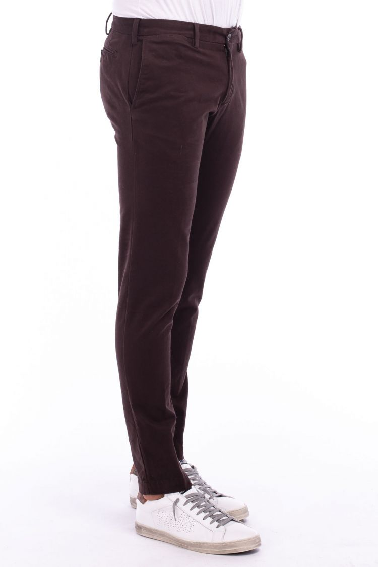 super popular 0bd85 336f0 Man's trousers Brown Henry Cotton's