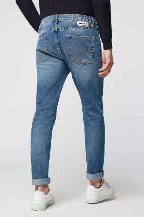 Jeans Uomo, GAS JEANS Denim Gas Jeans