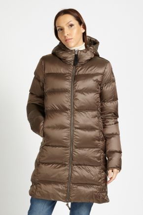 Giaccone donna, Marrone Parajumpers