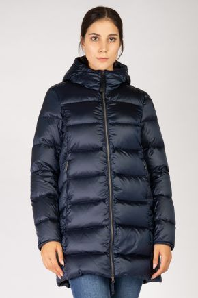 Giaccone donna, Blu Parajumpers