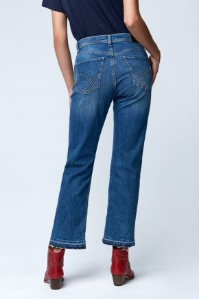 Jeans regular da donna elasticizzati  Denim Gas Jeans