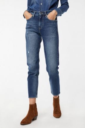 Jeans mom fit Dyane donna Denim Gas Jeans