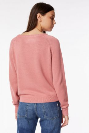 Maglione tricot Fammie donna Rosa Gas Jeans