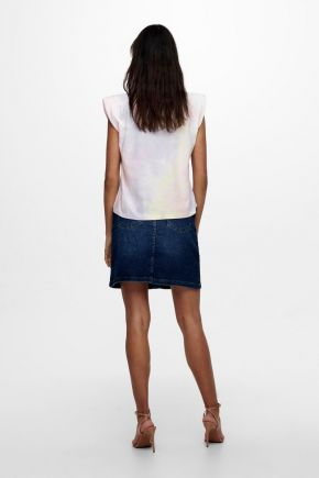 Top con stampa donna Fantasia Only