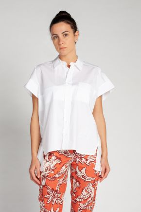 Camicia Donna Bianco Twin-set