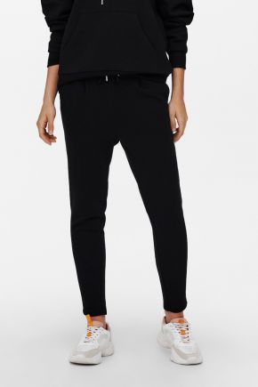 Pantaloni loose fitted L32 Donna Nero Only