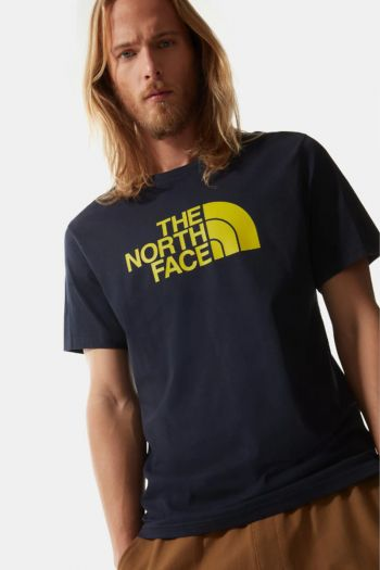 T-shirt Easy uomo Blu The North Face