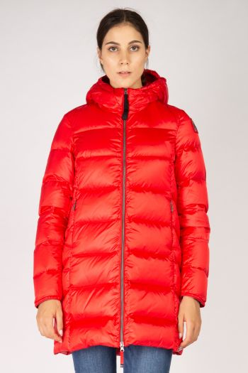 Giaccone donna, Rosso Parajumpers