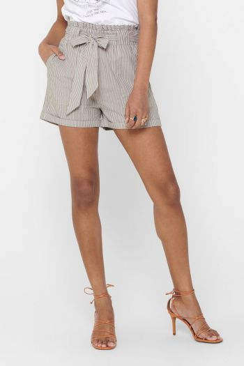 Shorts paperbag Donna Marrone Only