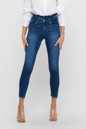 Jeans skinny vita media donna Denim Only