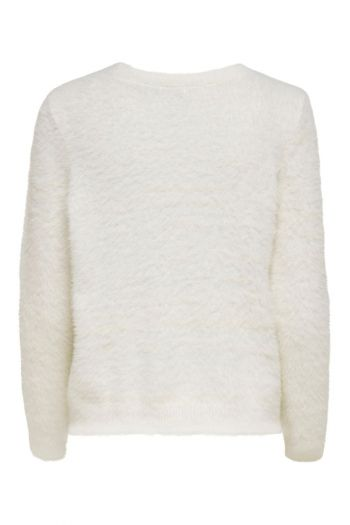 Pullover soft donna Bianco Only