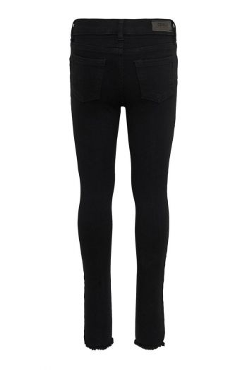 Jeans skinny fit bambina Nero Only