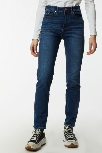 Jeans slim fit Beverly donna Blu Gas Jeans