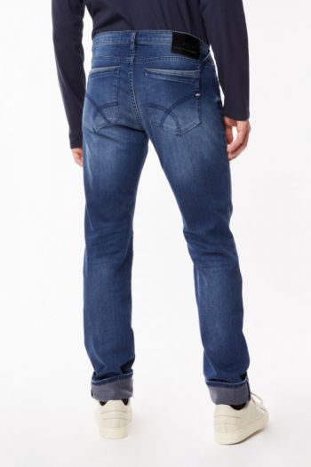 Jeans regular elasticizzati uomo Denim Gas Jeans