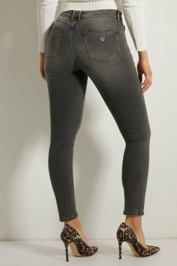 Jeans skinny Donna Grigio Guess