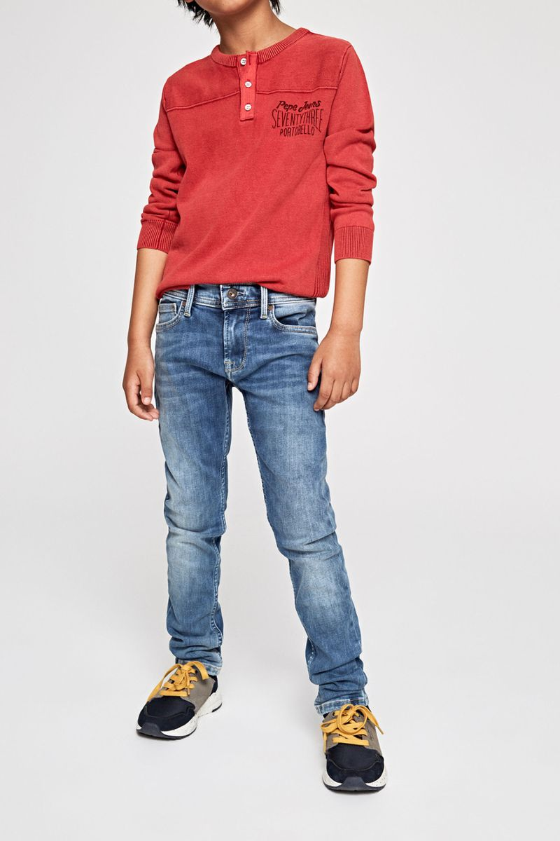 Pepe Jeans Boys Finly Jeans