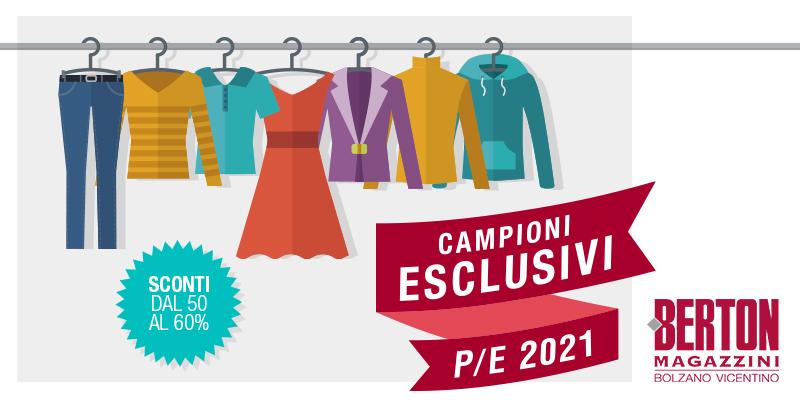 Campioni Esclusivi P/E 2021