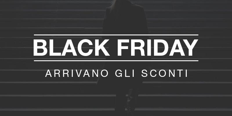 Black Friday BertonShop - Promozioni imperdibili in arrivo