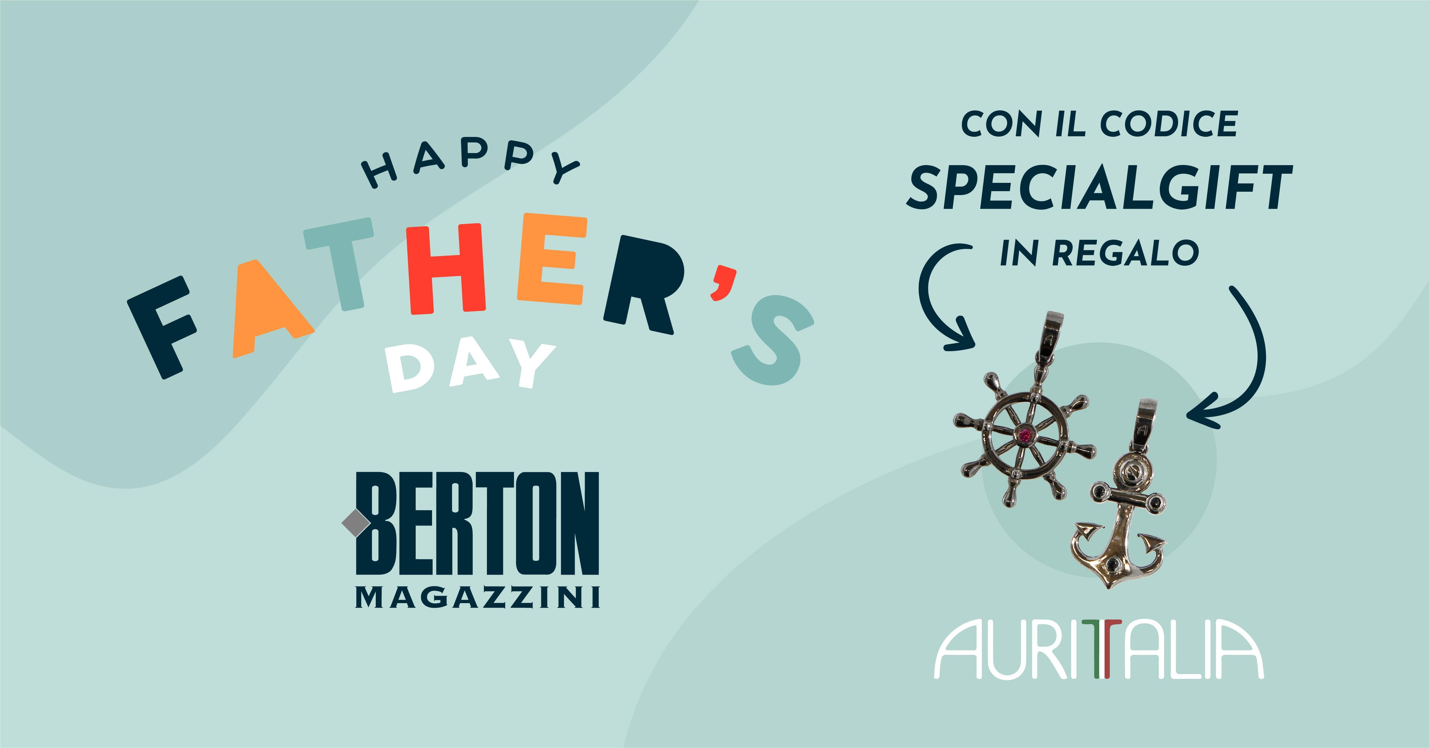 Un regalo speciale | Festa del Papà