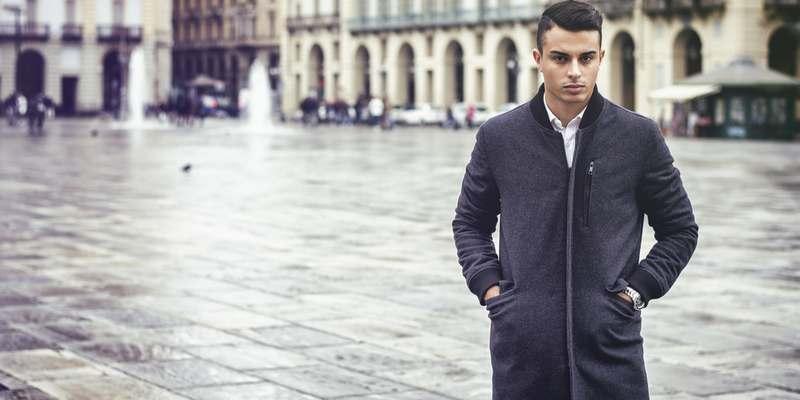 Le tendenze Giubbotteria Uomo tra Stile e Versatilità