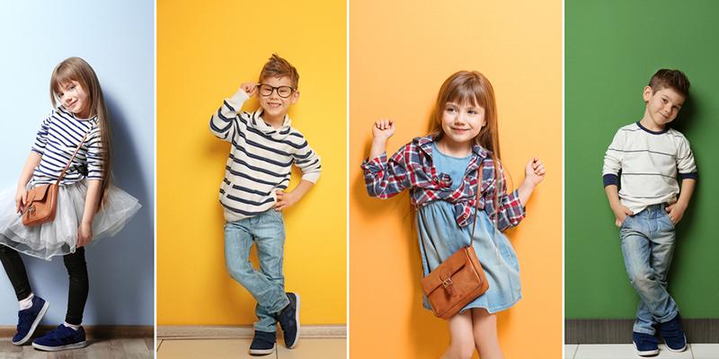 La moda Bimbi illumina le nostre giornate!