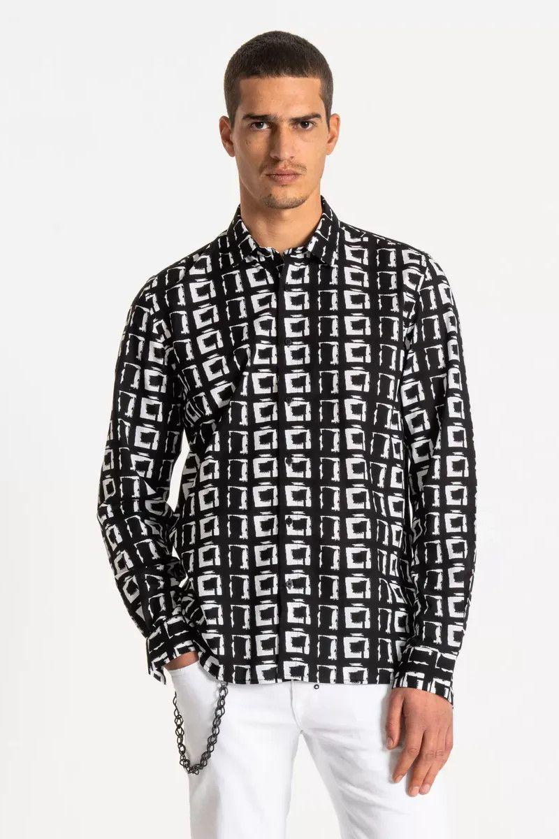 camicia antony morato uomo